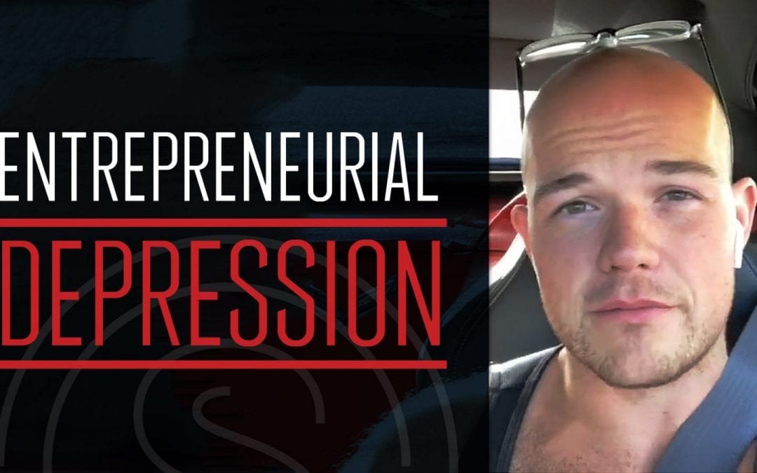Entrepreneur Depression — How 7 Figure Entrepreneurs Overcome The Challenges of Entrepreneurship