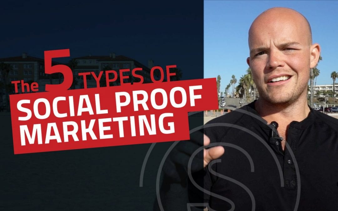 5 Types of Social Proof Marketing