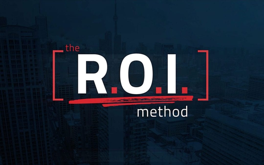 The R.O.I. Method: The 6 Figure Entrepreneur's Guide To Exponential Growth in Business