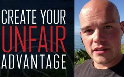 "Entrepreneurial Mindset — Create Your Unfair Advantage By Flipping The ""Value"" Switch"