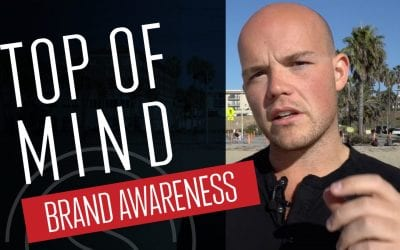 Top of Mind Brand Awareness (How To Become an Influencer in 2018)