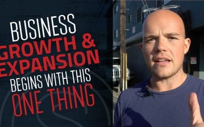 Business Growth and Expansion Begins with ONE Thing