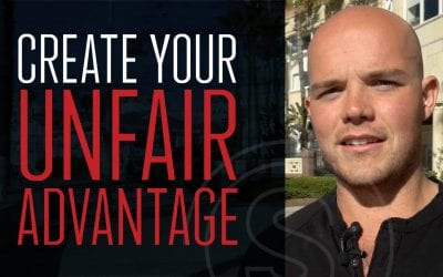 Fail Forward By Turning Your Biggest Disadvantage into Your Unfair Advantage