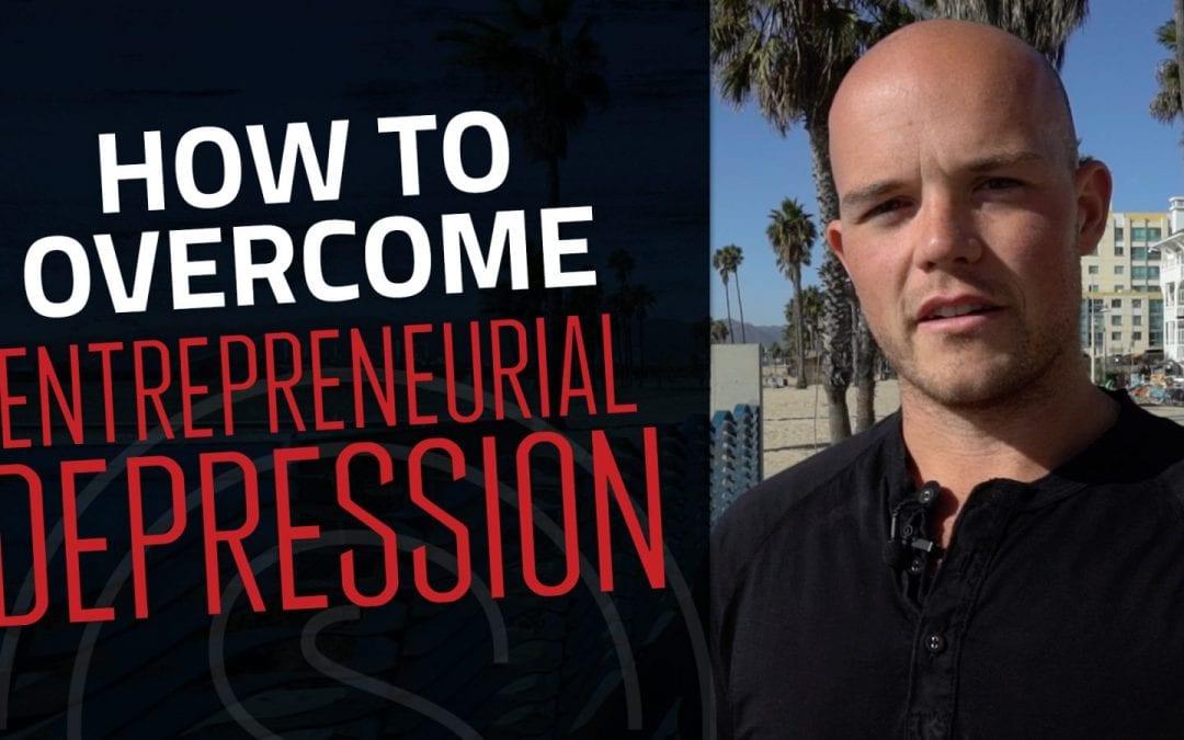 How To Overcome Entrepreneur Depression