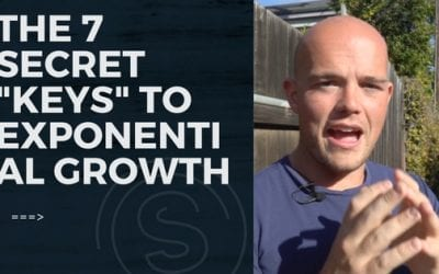 "The 7 Secret ""Keys"" to Exponential Growth (when you have nearly no money $$)"