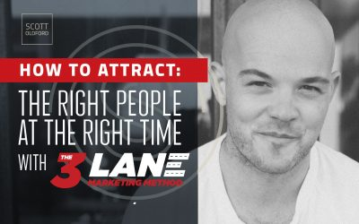 Marketing Messaging: Attract The Right People At The Right Time (The 3 Lane Marketing Messaging Framework)